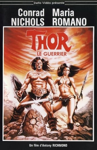 Poster of Thor the Conqueror