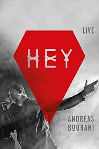 Andreas Bourani - Hey Live - Musik / 2015 / ab 0 Jahre