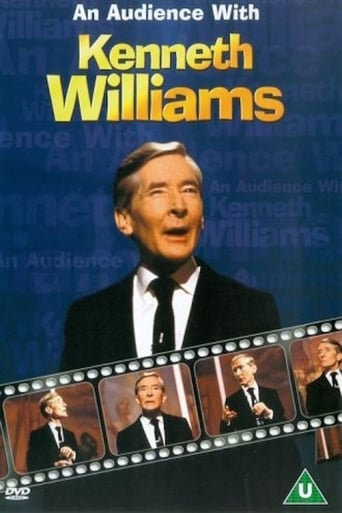 Poster of An Audience with Kenneth Williams