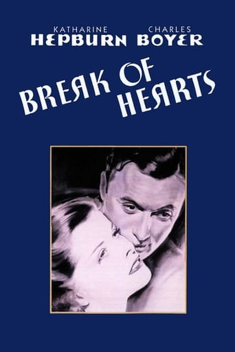 Poster of Break of Hearts