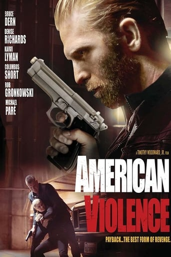 Poster of American Violence