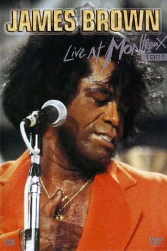 Poster of James Brown: Live at Montreux