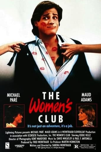 Poster of The Women's Club
