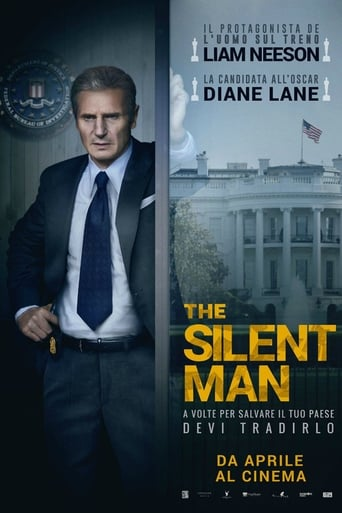 The Silent Man Bruce Greenwood  - Sandy Smith