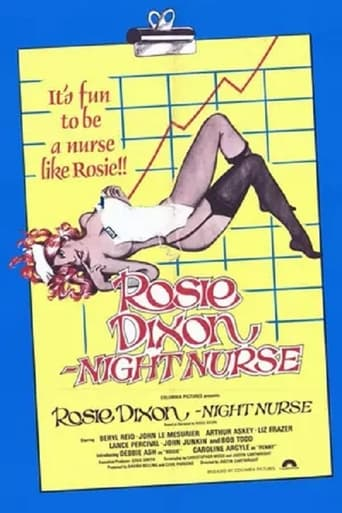 Poster of Rosie Dixon - Night Nurse