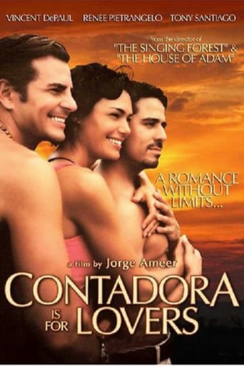 Poster of Contadora Is for Lovers