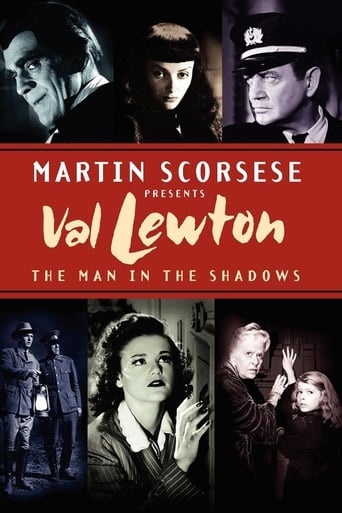 Poster of Val Lewton: The Man in the Shadows