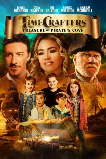 Poster of Timecrafters: The Treasure of Pirates Cove
