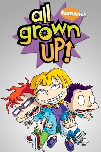 poster of All Grown Up!
