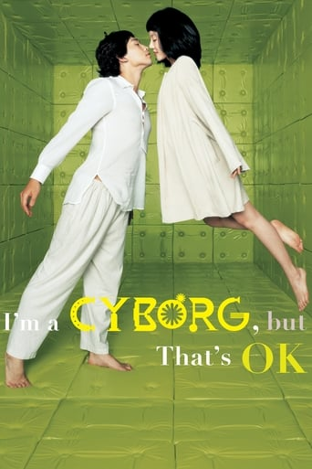 Poster of I'm a Cyborg, But That's OK