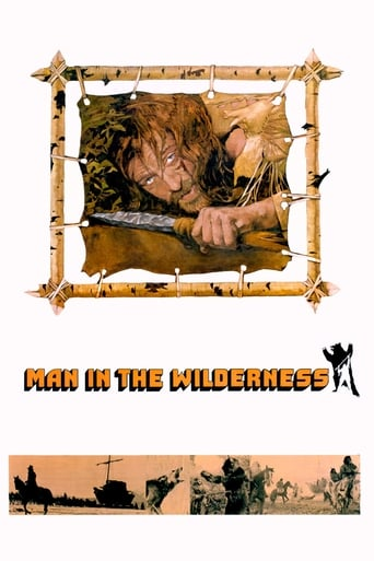 Man in the Wilderness Poster