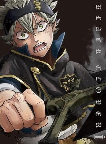 Black Clover 1ª Temporada - Poster