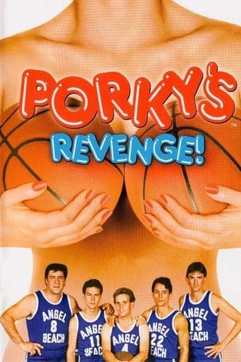 Poster Porky's Revenge