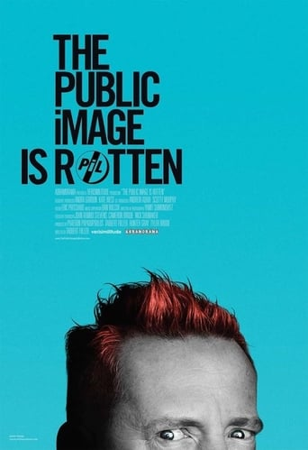 Poster of The Public Image is Rotten