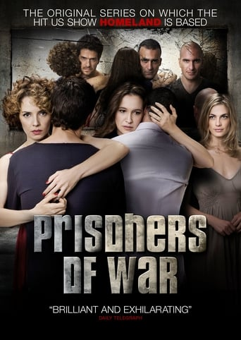 Poster of Prisoners of War / Hatufim