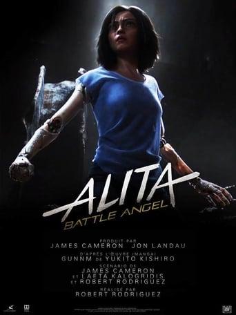 Poster of Alita : Battle Angel