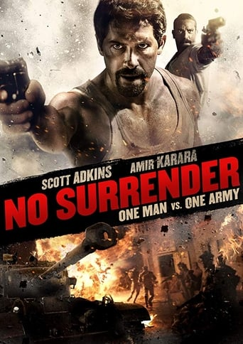 No Surrender Poster