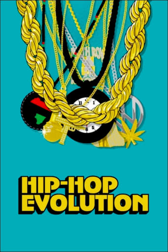 Poster of Hip Hop Evolution