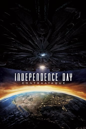 Poster of Independence Day: Contraataque