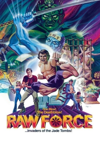 Raw Force (1982) - poster