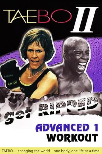 Poster of TaeBo II: Get Ripped - Advanced 1 Workout