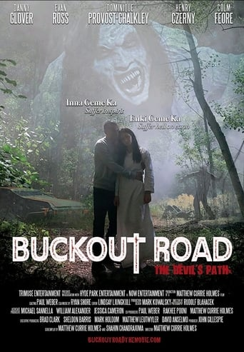The Curse of Buckout Road Poster