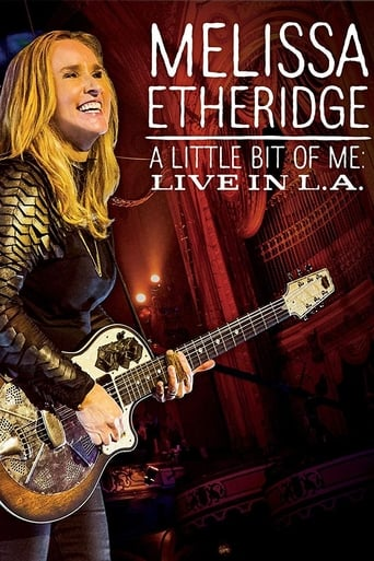 Poster of Melissa Etheridge - A Little Bit Of Me: Live In L.A.