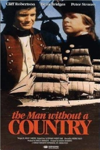 Poster of The Man Without a Country