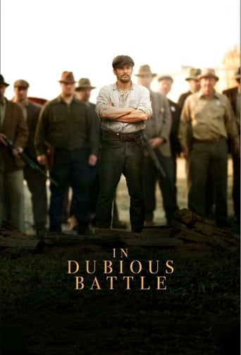 The In Dubious Battle (2016) movie poster image