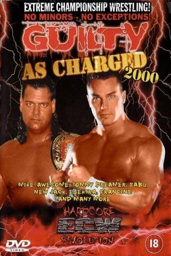 Watch ECW Guilty as Charged 2000 Online Free Putlocker