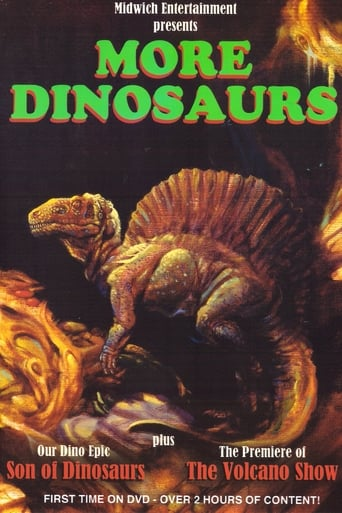 Poster of More Dinosaurs