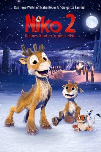 Niko 2 - Kleines Rentier, großer Held - Animation / 2012 / ab 0 Jahre