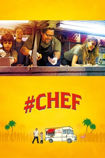 Poster of #Chef
