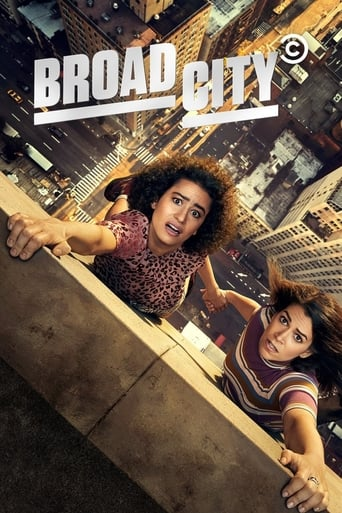 Poster of Broad City