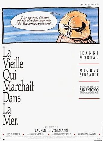 Poster of La vieille qui marchait dans la mer