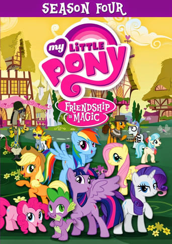 Mano mažasis ponis / My Little Pony: Friendship Is Magic (2013) 4 Sezonas