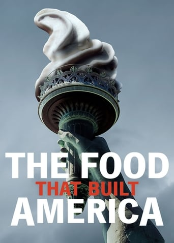 Poster of The Food That Built America
