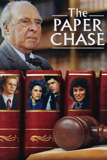 The Paper Chase Movie Poster