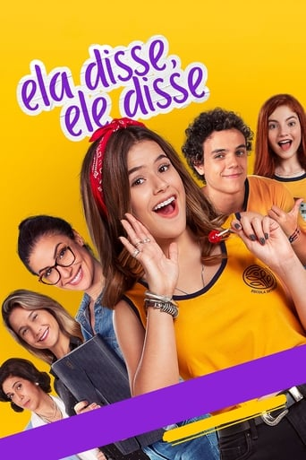 Watch Ela Disse, Ele Disse Online Free in HD
