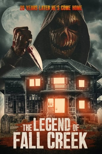 Legend of Fall Creek Poster