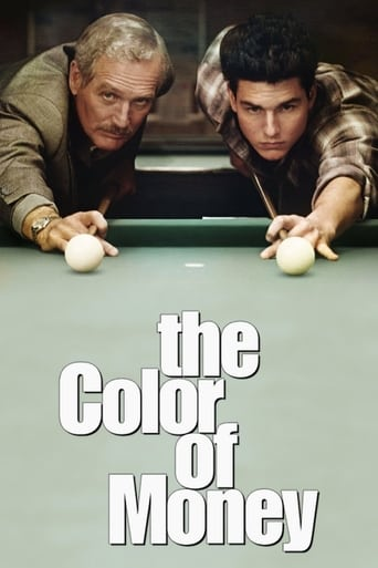 Poster of The Color of Money