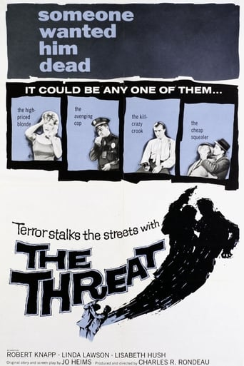 Poster of The Threat
