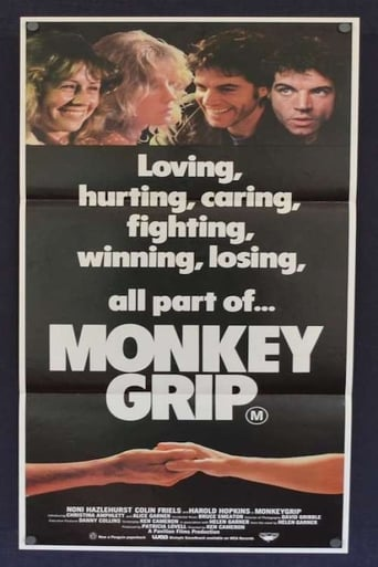 Poster of Monkey Grip