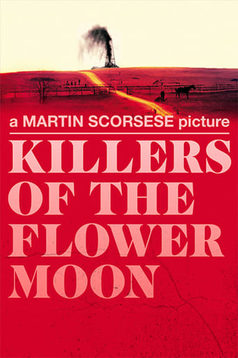 Killers of the Flower Moon (2022)