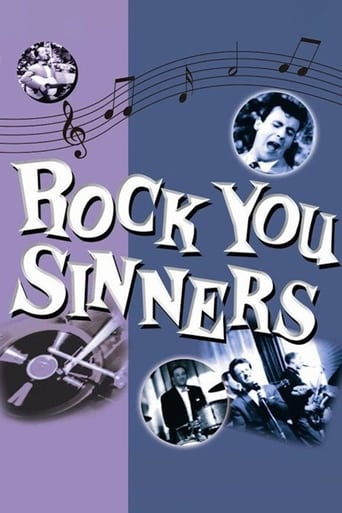 Poster of Rock You Sinners