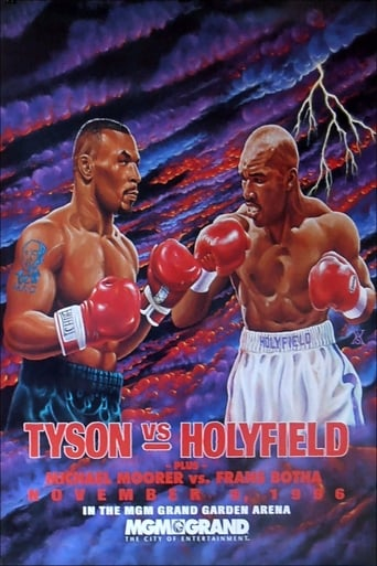 Mike Tyson vs. Evander Holyfield I movie poster