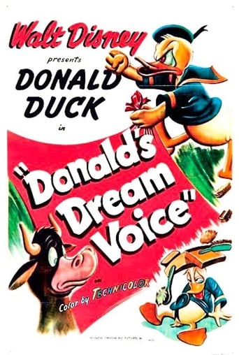 Poster of Donald's Dream Voice