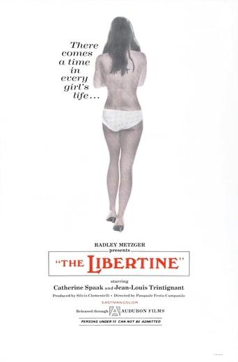 Poster of The Libertine