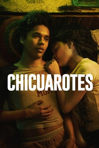 Poster of Chicuarotes