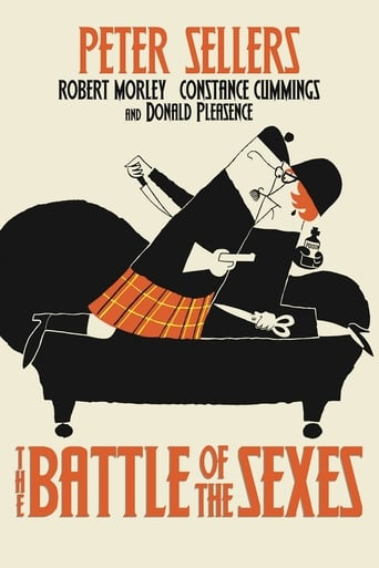 Poster of The Battle of the Sexes
